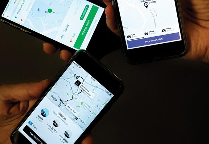 Aumenta en México el uso de apps de transporte para regresar seguro a casa | El Imparcial de Oaxaca