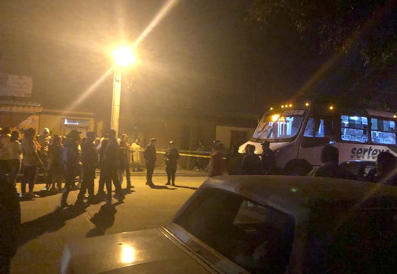 Policía vial víctima de infarto | El Imparcial de Oaxaca