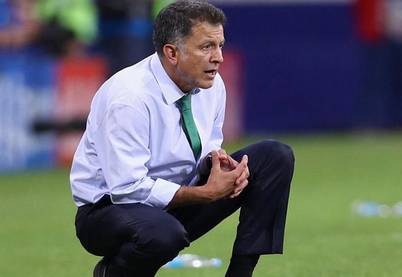 Osorio queda fuera de la Selección Mexicana | El Imparcial de Oaxaca