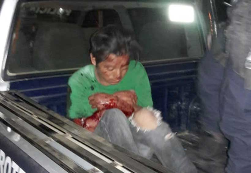 Casi lo linchan en San Pedro Ixtlahuaca | El Imparcial de Oaxaca