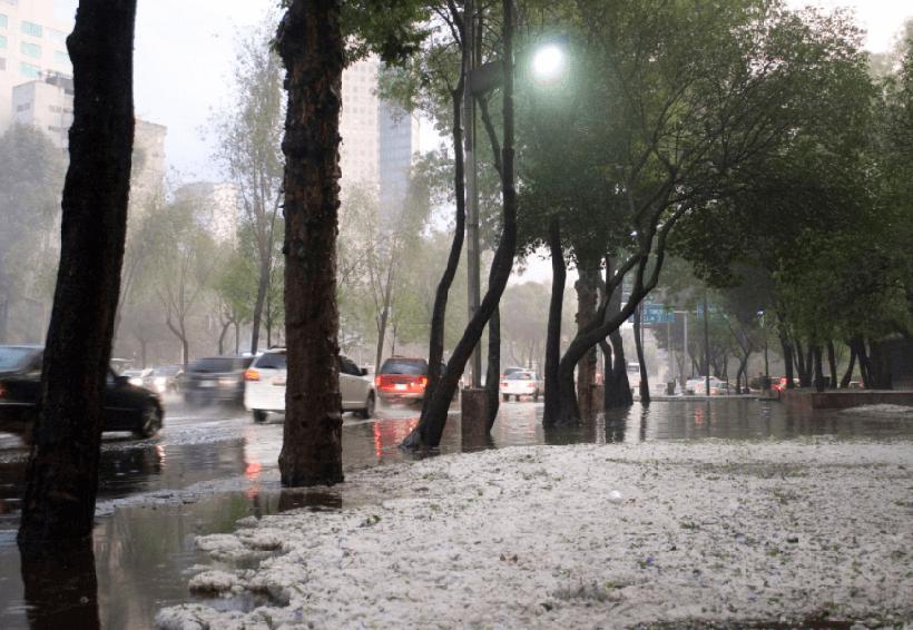 Pronostican fuertes lluvias con granizo en varias partes del país | El Imparcial de Oaxaca