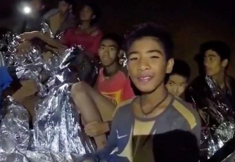 En Tailandia, ya fueron rescatados cuatro niños | El Imparcial de Oaxaca