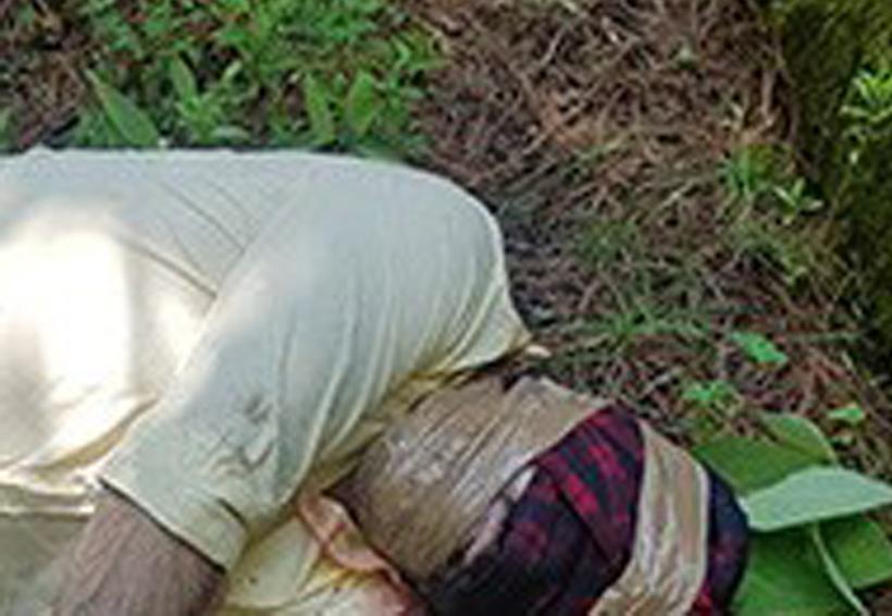 Lo mataron y le envolvieron la cara con cinta canela | El Imparcial de Oaxaca