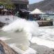 Impacta mar de fondo en costas de Oaxaca