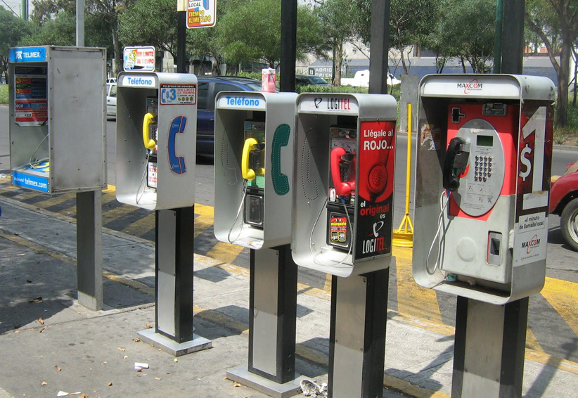 Desaparecen casetas telefónicas ante auge de modalidad móvil   El Imparcial de Oaxaca