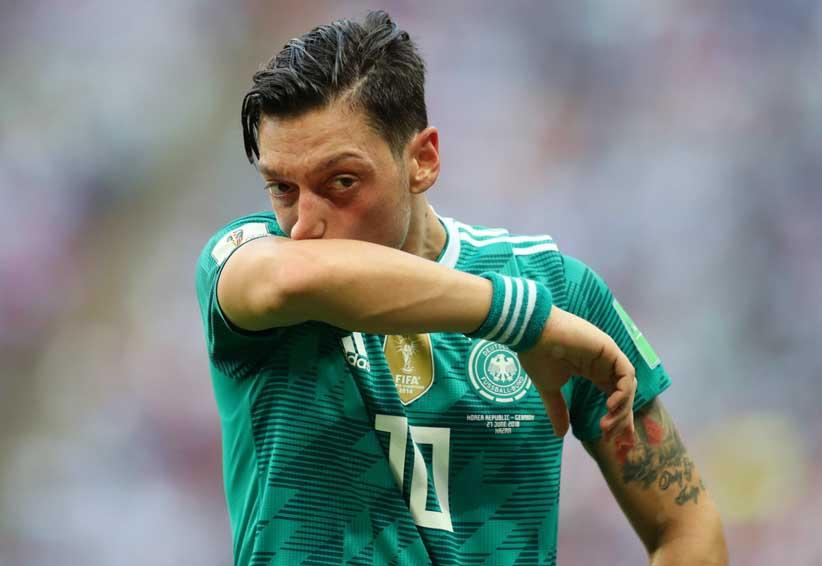 "Özil se retira de la ""mannschaft""   El Imparcial de Oaxaca"