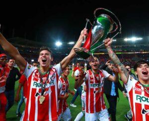 Rayados del Necaxa ganan la Supercopa MX