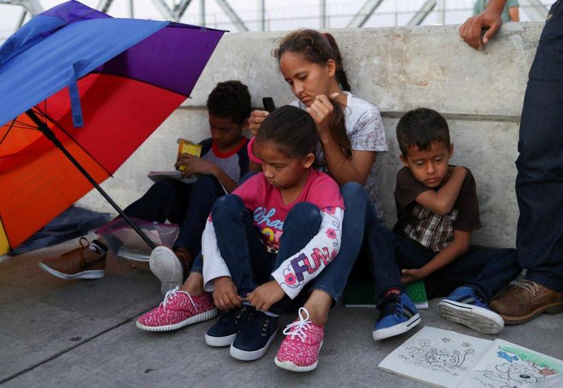 Cerca de 100 nombres en lista de niños separados sus padres en EU | El Imparcial de Oaxaca