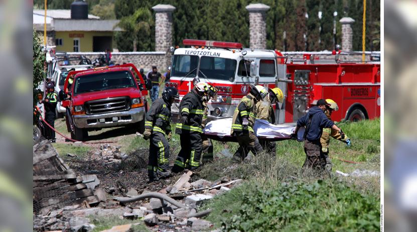Tultepec,  una larga  historia de  tragedias. Noticias en tiempo real