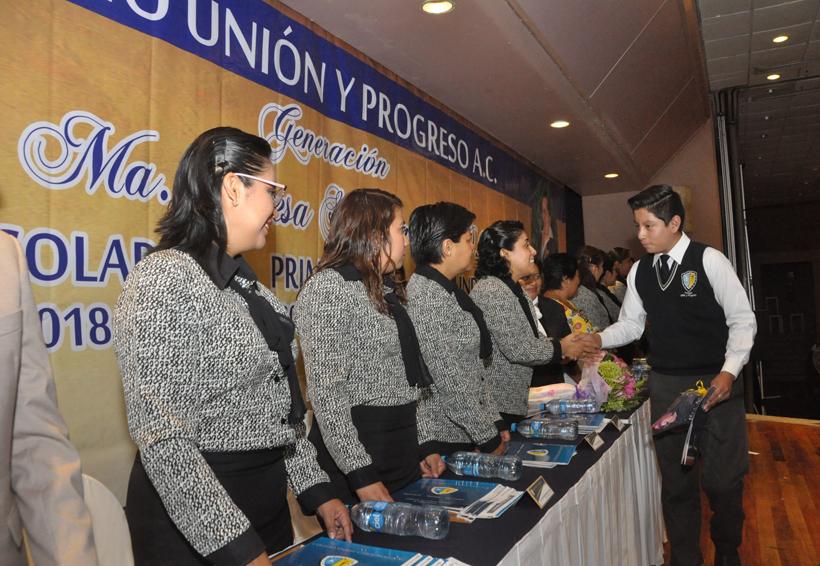Pequeños graduados