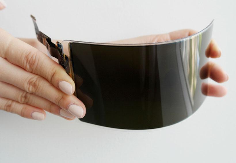 Samsung anuncia la creación de una pantalla OLED irrompible | El Imparcial de Oaxaca