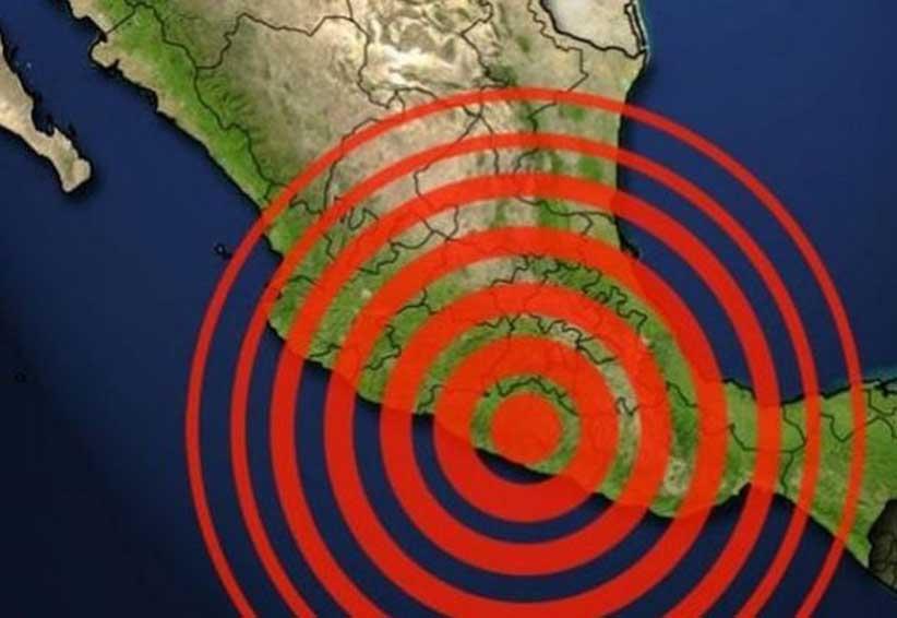 Sismo de 5.1 en Michoacán   El Imparcial de Oaxaca