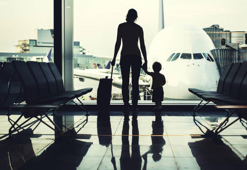 Viaja en el avión con los niños sin complicaciones | El Imparcial de Oaxaca