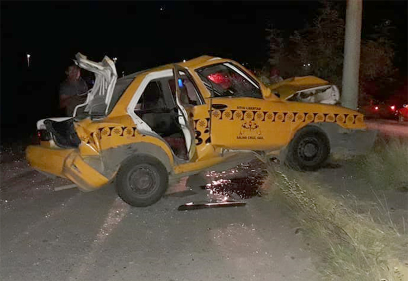 ¡Impacto brutal en Salina Cruz! | El Imparcial de Oaxaca