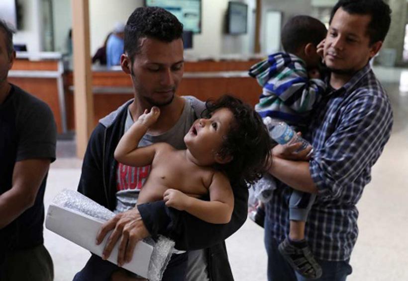 'No vengan', dice Trump a inmigrantes para evitar separación de familias | El Imparcial de Oaxaca