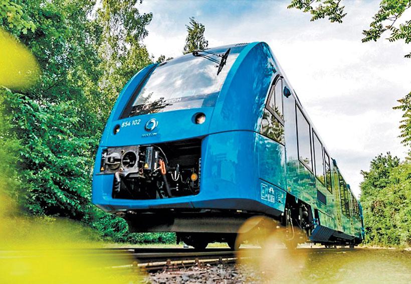 Tren de hidrógeno circulará oficialmente en Alemania | El Imparcial de Oaxaca