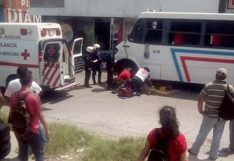 Autobuses urbanos de la muerte en el Istmo | El Imparcial de Oaxaca