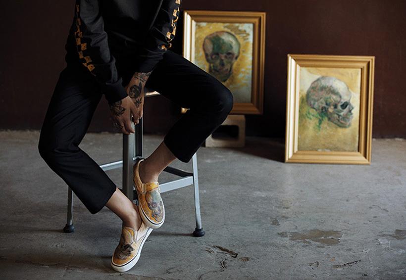 Vans lanzará una colección inspirada en el arte de Vincent