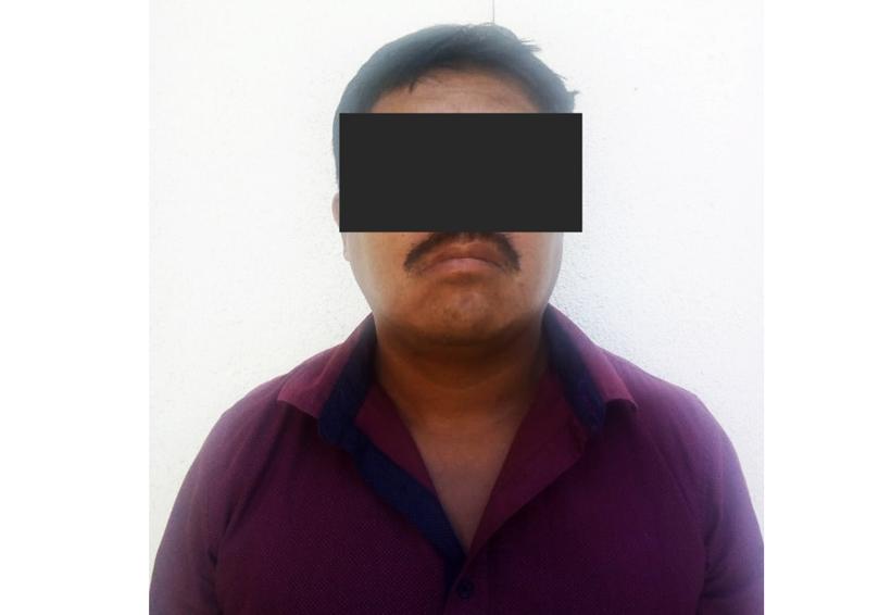 Tripulaba automóvil robado en la Mixteca