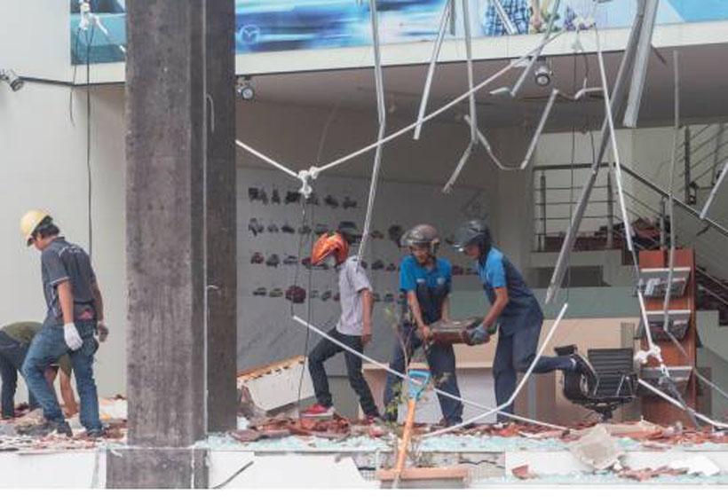 Incrementa a 130 el número de muertos por sismo en Indonesia | El Imparcial de Oaxaca