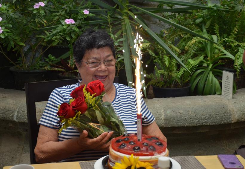 Doña Tanty cumple 83 años | El Imparcial de Oaxaca
