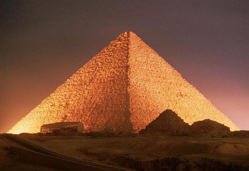 La Pirámide de Giza podría concentrar energía electromagnética | El Imparcial de Oaxaca