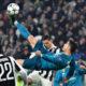 Gol de chilena de CR7 a la Juventus, elegida como el mejor del año