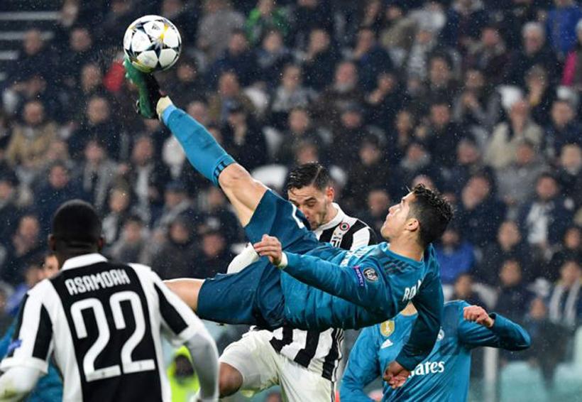 Gol de chilena de CR7 a la Juventus, elegida como el mejor del año   El Imparcial de Oaxaca