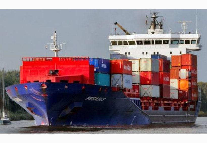 Peak Pegasus, el gigantesco buque de carga estadounidense que lleva un mes a la deriva frente a la costa de China | El Imparcial de Oaxaca