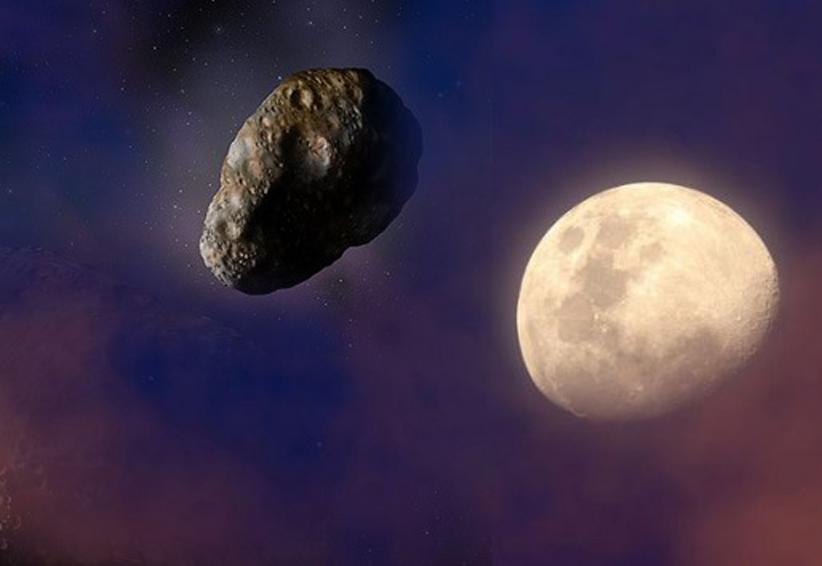 Dos meteoritos se estrellan contra la Luna | El Imparcial de Oaxaca