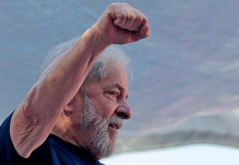 Lucharé hasta el final por la candidatura a la presidencia de Brasil: Lula da Silva. Noticias en tiempo real