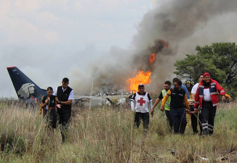 Van 71 accidentes aéreos en lo que va del año en México | El Imparcial de Oaxaca