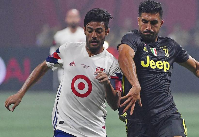 La Juventus y MLS All-Stars empatan; se definió en penales | El Imparcial de Oaxaca