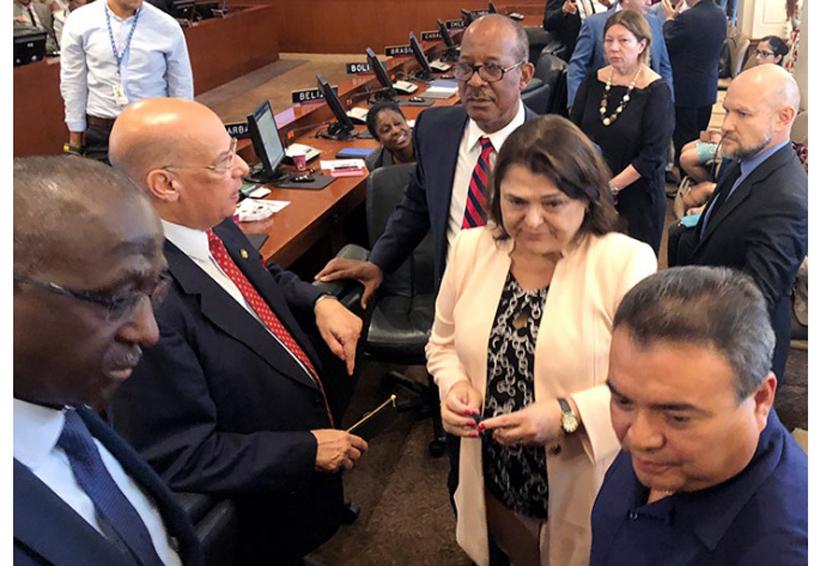 OEA crea grupo de trabajo para crisis en Nicaragua   El Imparcial de Oaxaca