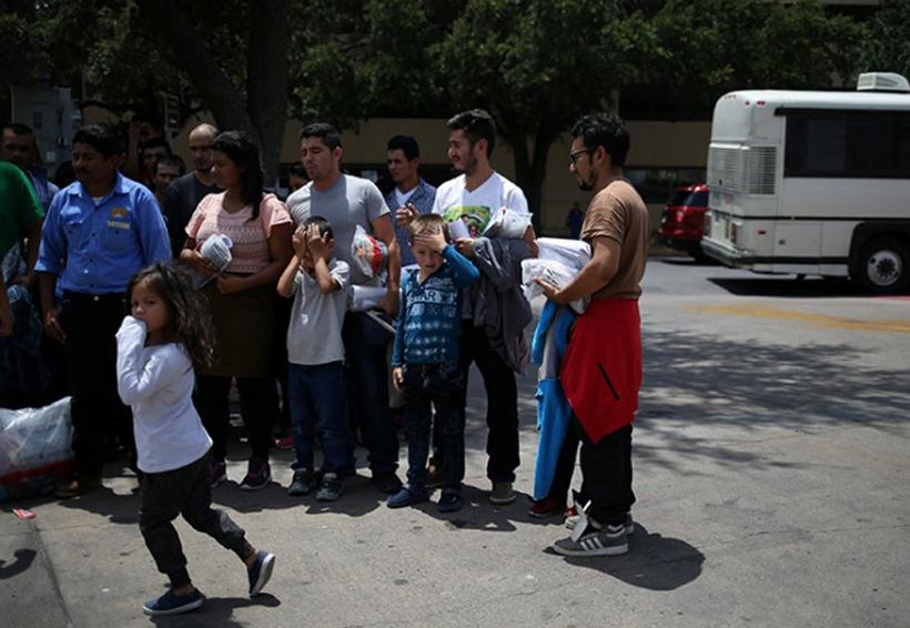 ACLU demanda a gobierno de EU por negar asilo a inmigrantes | El Imparcial de Oaxaca