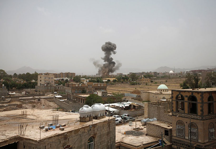 Bombardeo saudí deja decenas de muertos en Yemen | El Imparcial de Oaxaca