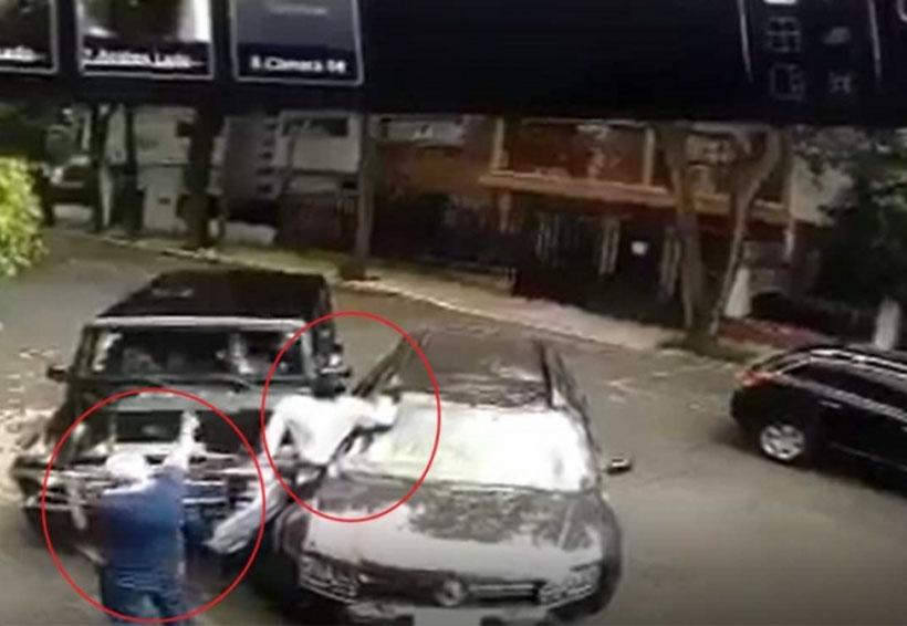 Ciudadano frustra secuestro en la colonia Condesa | El Imparcial de Oaxaca