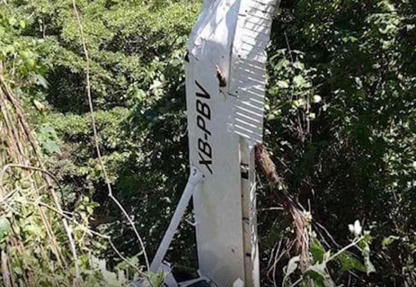 Sobreviven tres personas a caída de avioneta en Durango | El Imparcial de Oaxaca