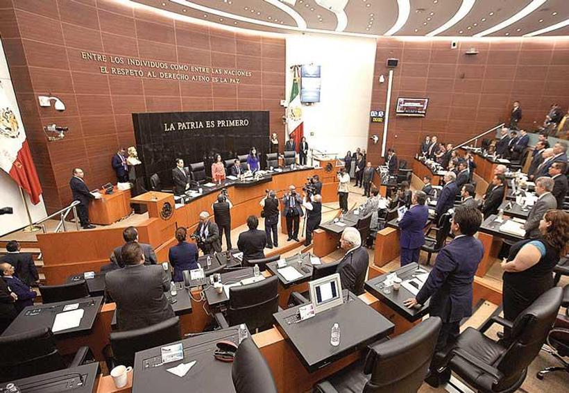 PRI, PAN y PRD sufren pérdida de ingresos en el Senado por austeridad   El Imparcial de Oaxaca