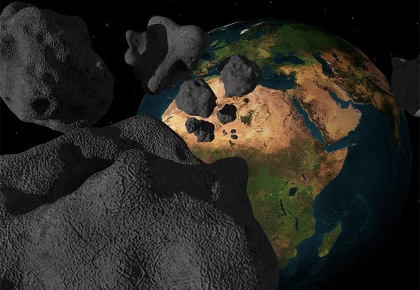 Peligro potencial se acerca a la Tierra