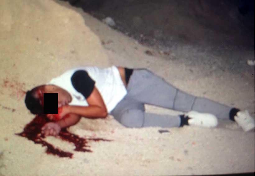 Matan a uno y dejan malherido a otro en Juchitán
