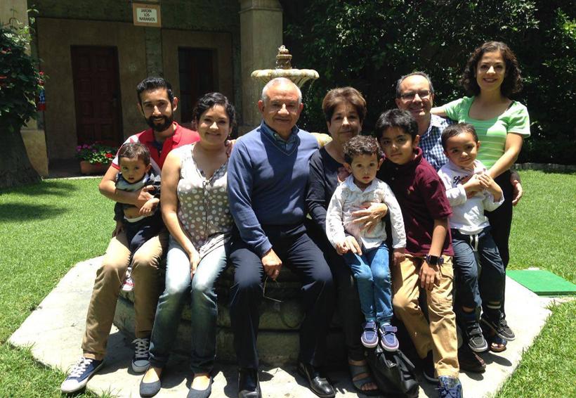 Rogelio y Rosita celebraron su aniversario de bodas   El Imparcial de Oaxaca