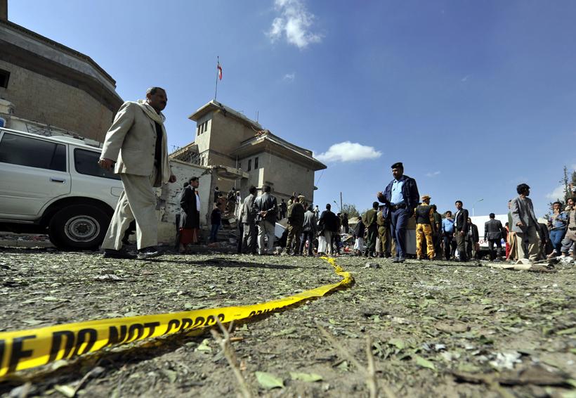 Bomba que explotó en Yemen era de origen norteamericano | El Imparcial de Oaxaca