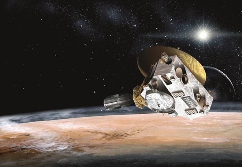 La NASA divulga una imagen del objeto espacial más lejano jamás estudiado | El Imparcial de Oaxaca