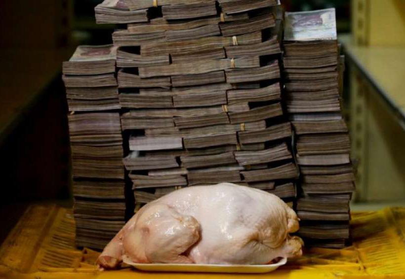 Así se ve la hiperinflación de Venezuela | El Imparcial de Oaxaca