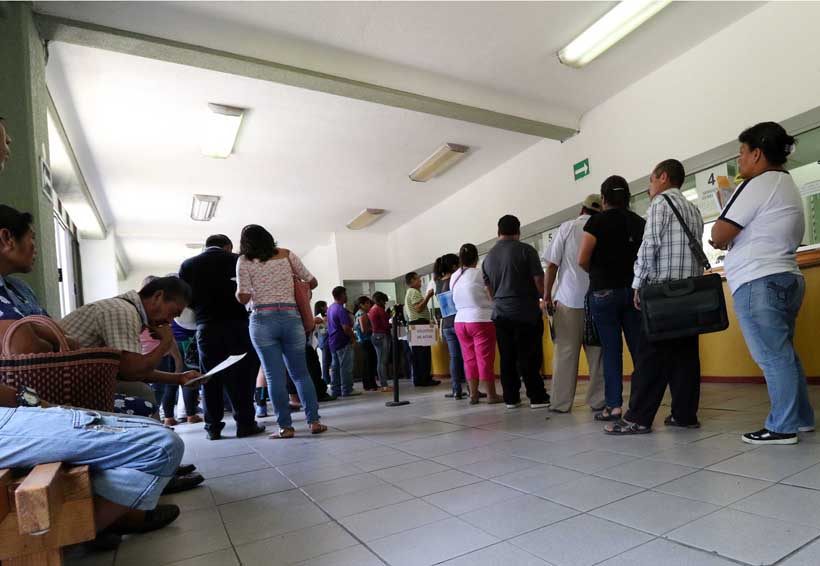 Se ve rebasado Registro Civil en emisión de actas | El Imparcial de Oaxaca