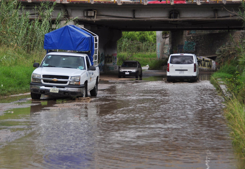 Lluvias dejan derrumbes  y deslaves en Oaxaca | El Imparcial de Oaxaca