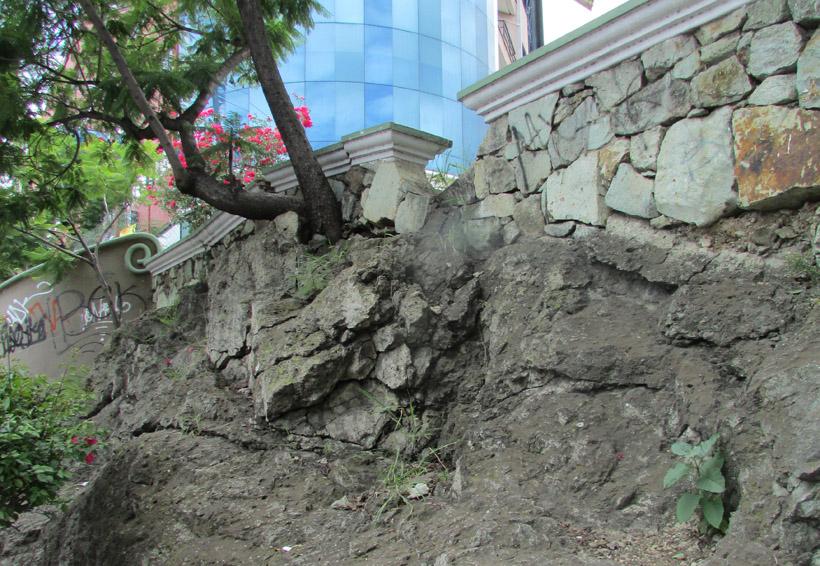 Advierten riesgo en la  Ciudad de las Canteras