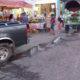 Aguas negras afectan a los comerciantes del Istmo