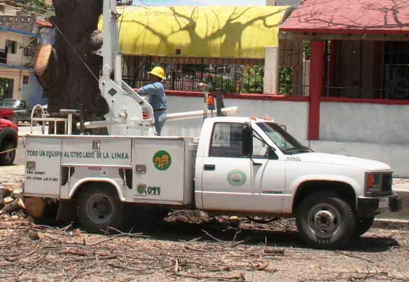 Apagones afectan a usuarios en Salina Cruz | El Imparcial de Oaxaca